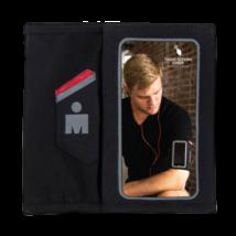 Yurbuds Ergosport Armsleeve iPhone 5, telefon tok sportoláshoz